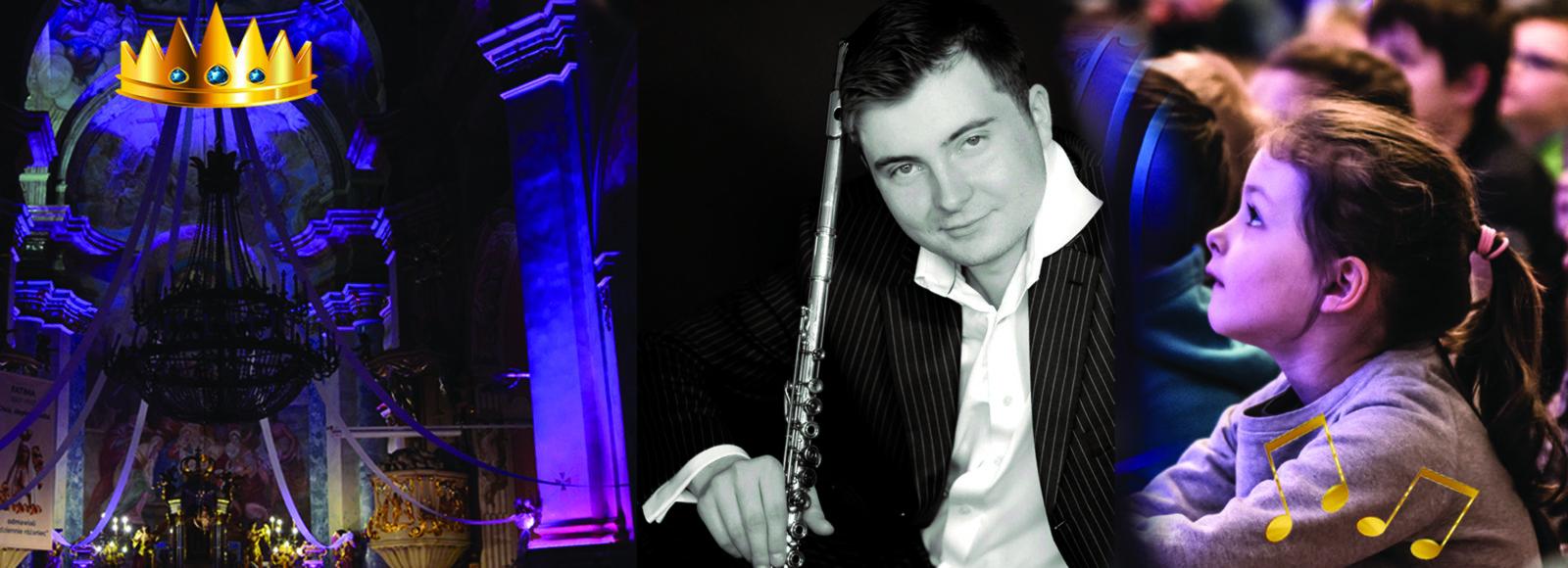 Filharmonia dla Dzieci wrzesien 2018 Łukasz Długosz Perła Baroku Dzieciom gwiazdy graja dla Dzieci koncerty dla szkół