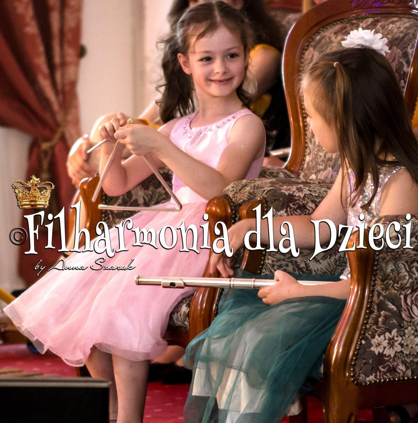 Filharmonia dla Dzieci by Anna Szarek