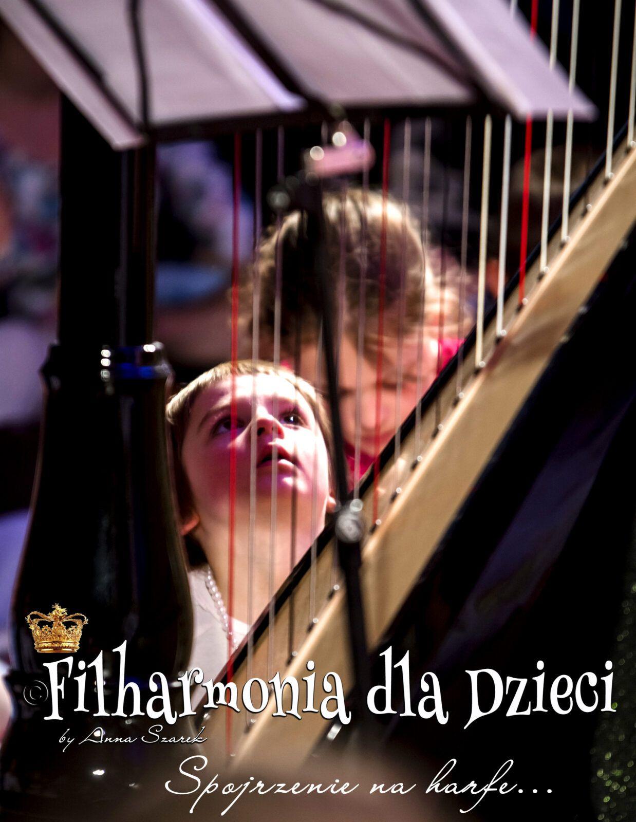 Filharmonia dla Dzieci, harfy w Hotelu Bristol