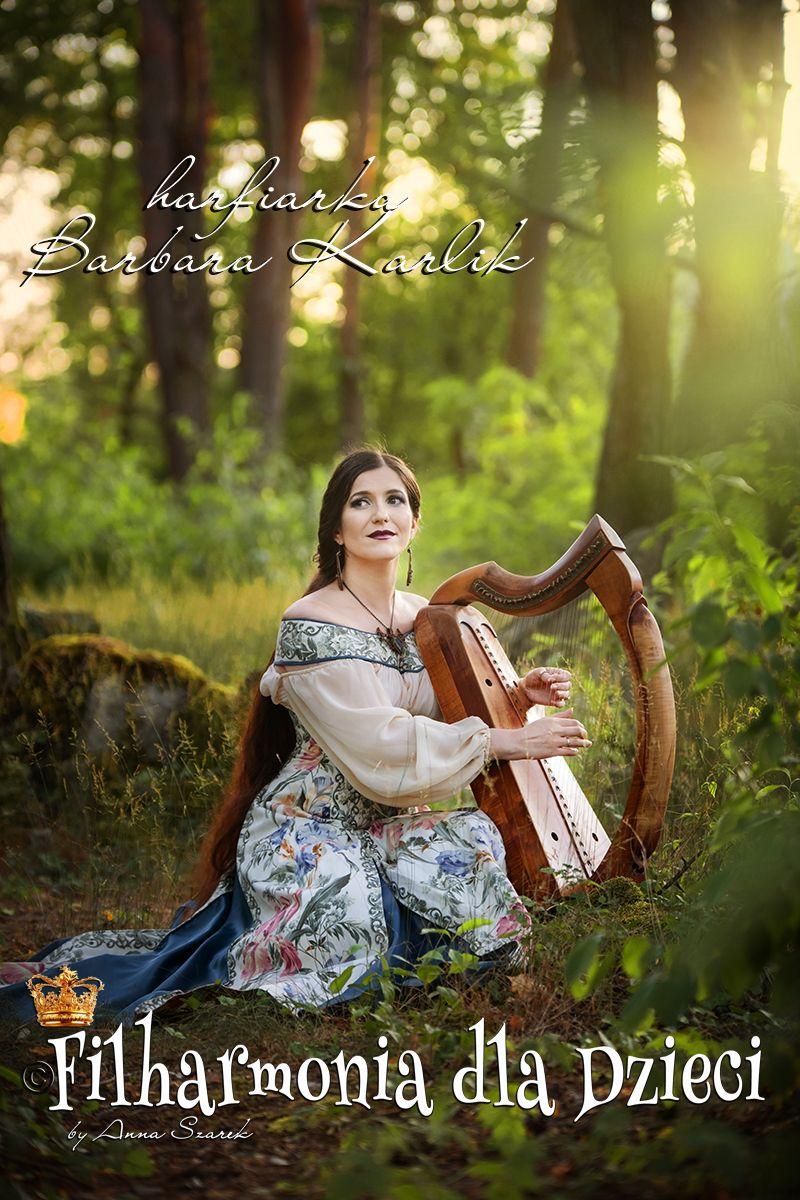 Filharmonia dla Dzieci by Anna Szarek harfy w Hotel Bristol