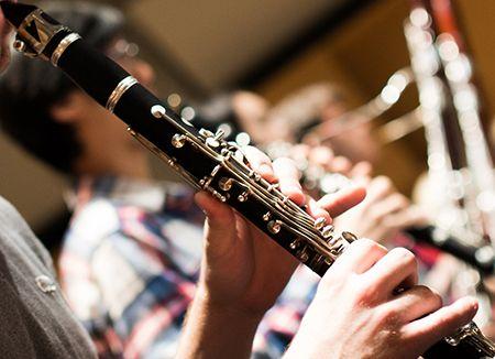 Filharmonia dla Dzieci listopad bajeczkowo i filmowo na saksofonach i klarnetach