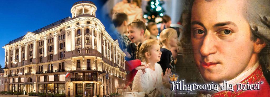 Filharmonia-dla-Dzieci Mozart Bristol Hotel Warsaw
