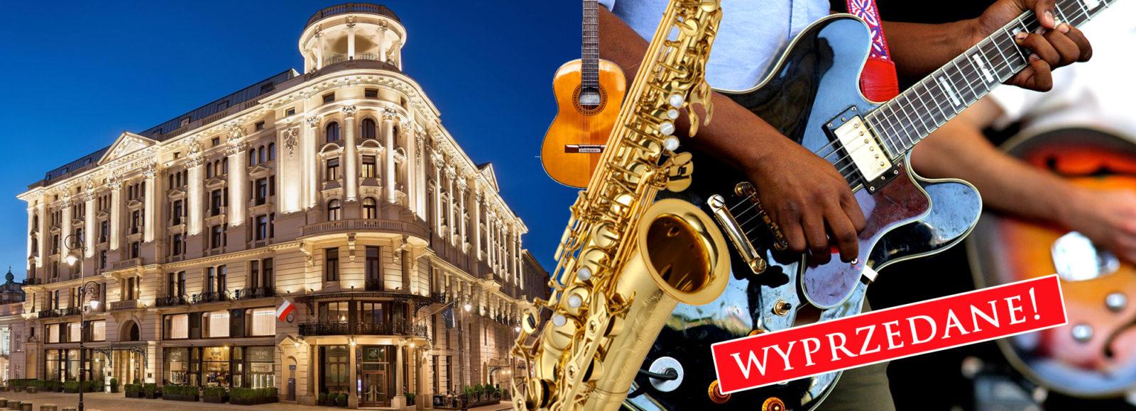 Filharmonia-dla-Dzieci-Saksofony i gitary- Hotel-Bristol-Warszawa
