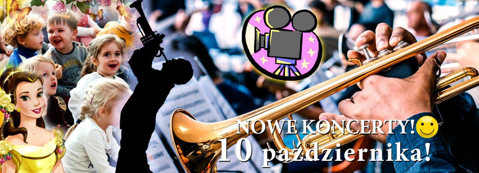 Filharmonia dla Dzieci koncerty dla dzieci powiat wolominski