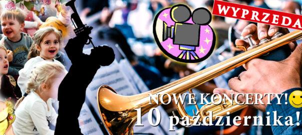FILHARMONIA DLA DZIECI koncerty dla dzieci edukacja sztuka