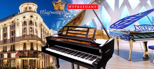 Filharmonia dla dzieci - koncerty dla Dzieci